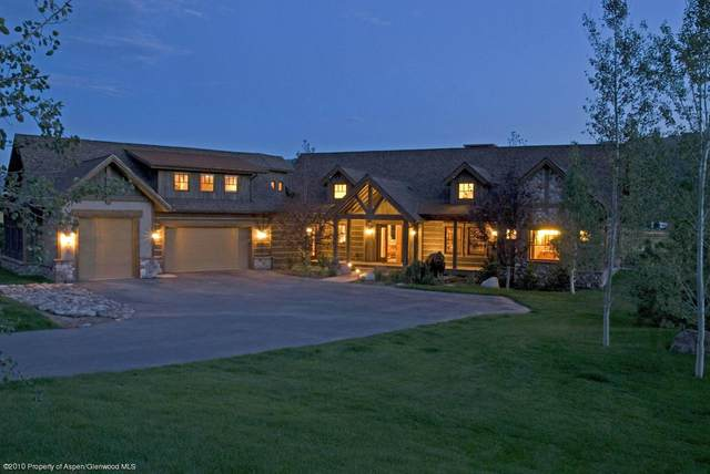 301 Larkspur Drive, Carbondale, CO 81623 (MLS #166071) :: McKinley Real Estate Sales, Inc.
