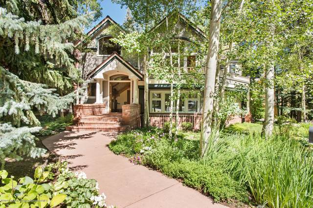 205 N 6th Street, Aspen, CO 81611 (MLS #166100) :: Roaring Fork Valley Homes