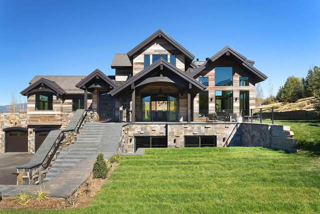 15 Turkey Trot Court, Snowmass Village, CO 81615 (MLS #166105) :: Western Slope Real Estate