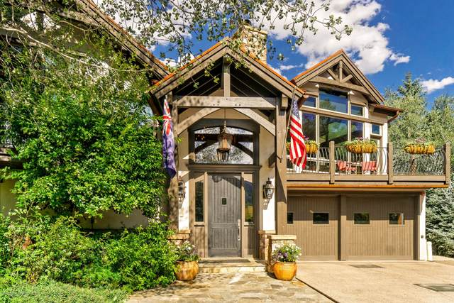 153 W Lupine Drive, Aspen, CO 81611 (MLS #166106) :: Aspen Snowmass | Sotheby's International Realty