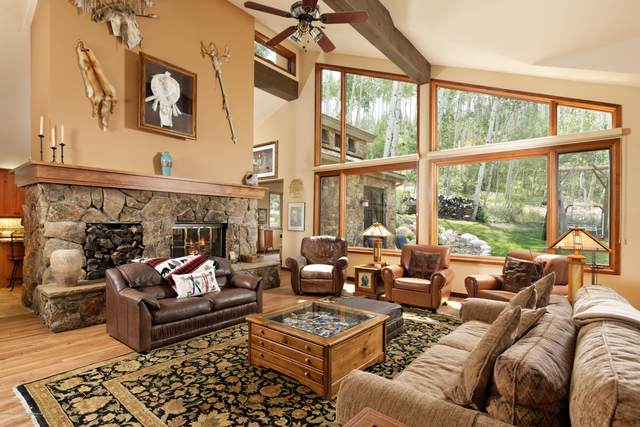 18 Buck Lane, Snowmass Village, CO 81615 (MLS #166114) :: Roaring Fork Valley Homes