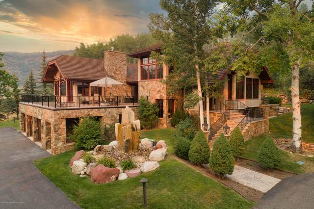 64 Spruce Ridge Lane, Snowmass Village, CO 81615 (MLS #166130) :: Roaring Fork Valley Homes