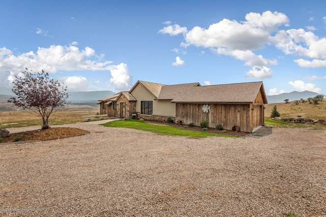 1009 Cattle Creek Ridge Road, Carbondale, CO 81623 (MLS #166156) :: Aspen Snowmass | Sotheby's International Realty
