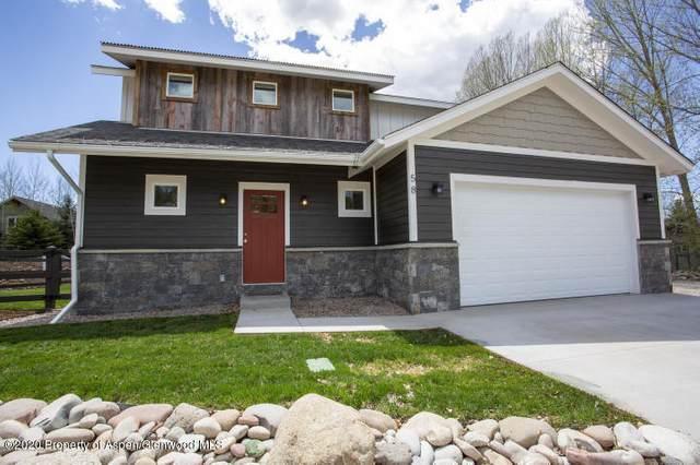 58 Surrey Street, Carbondale, CO 81623 (MLS #166157) :: Aspen Snowmass | Sotheby's International Realty