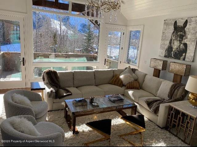 511 Walnut Street, Aspen, CO 81611 (MLS #166160) :: McKinley Real Estate Sales, Inc.