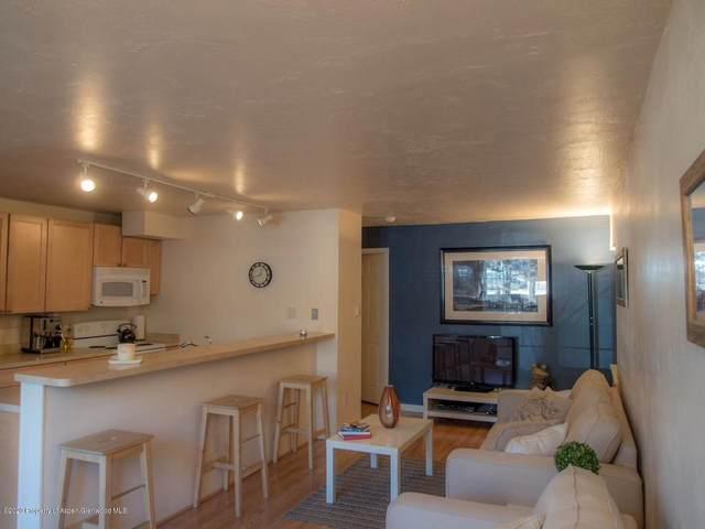 731 E Durant Avenue #24, Aspen, CO 81611 (MLS #166180) :: Aspen Snowmass | Sotheby's International Realty