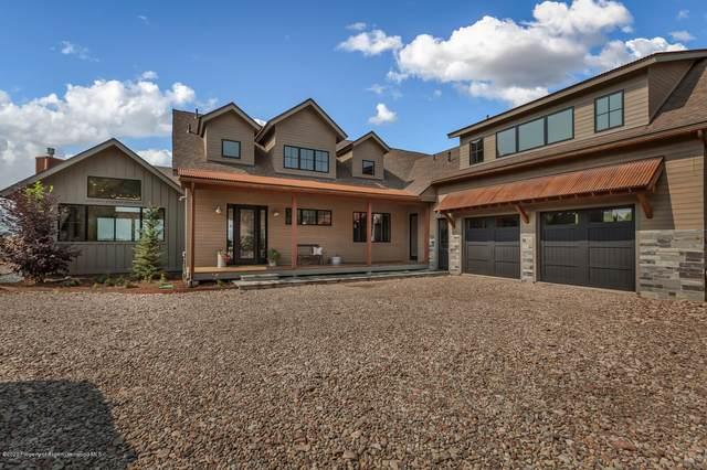 85 Wind River, Carbondale, CO 81623 (MLS #166228) :: Roaring Fork Valley Homes