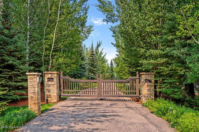 450 W Tiehack Road, Aspen, CO 81611 (MLS #166249) :: Roaring Fork Valley Homes