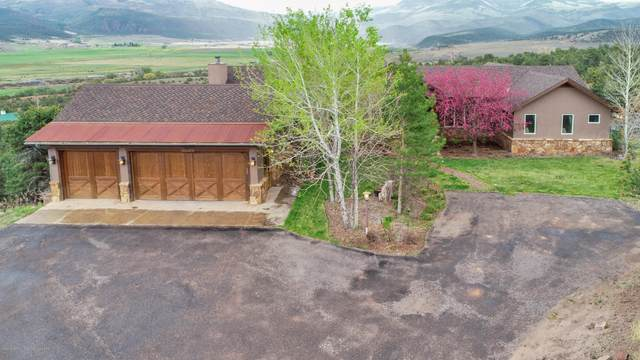 1550BC Cottonwood Pass Road, Gypsum, CO 81637 (MLS #166295) :: Roaring Fork Valley Homes