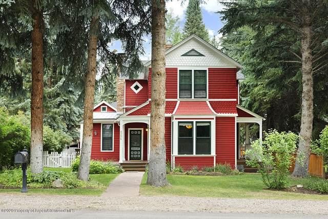 420 W Francis Street, Aspen, CO 81611 (MLS #166305) :: Roaring Fork Valley Homes