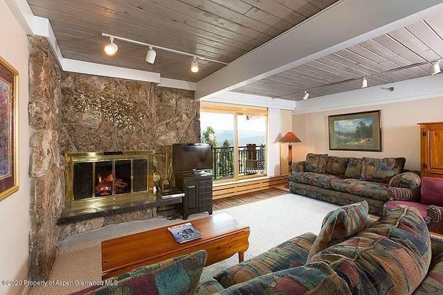 30 Anderson Lane #812, Snowmass Village, CO 81615 (MLS #166306) :: McKinley Real Estate Sales, Inc.