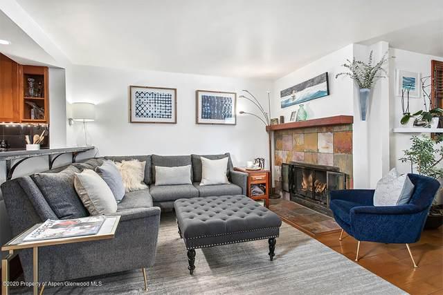 910 W Hallam Street Unit #1, Aspen, CO 81611 (MLS #166321) :: McKinley Real Estate Sales, Inc.