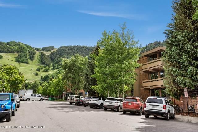 215 S Monarch Street Unit 202A,B,C,D, Aspen, CO 81611 (MLS #166343) :: Roaring Fork Valley Homes