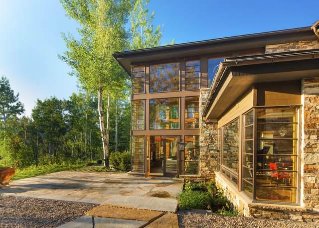 300 Eagle Pines Drive, Aspen, CO 81611 (MLS #166397) :: McKinley Real Estate Sales, Inc.
