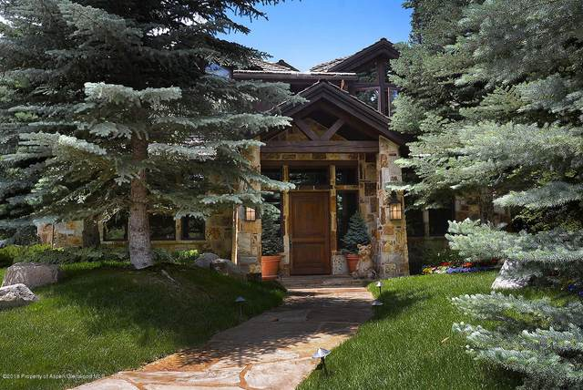 81 N Willow Court, Aspen, CO 81611 (MLS #166403) :: Aspen Snowmass | Sotheby's International Realty