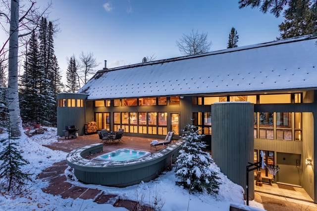 1155 Wood Road, Snowmass Village, CO 81615 (MLS #166417) :: Aspen Snowmass | Sotheby's International Realty