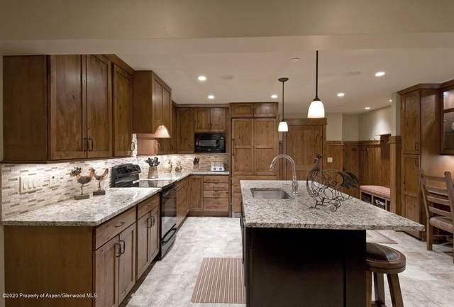 555 E Durant Avenue 2E, Aspen, CO 81611 (MLS #166429) :: McKinley Real Estate Sales, Inc.