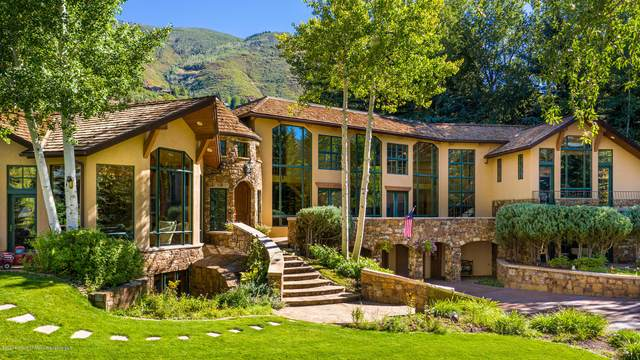 225 Magnifico Drive, Aspen, CO 81611 (MLS #166435) :: Western Slope Real Estate