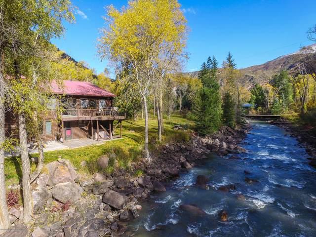 15184 Highway 133, Redstone, CO 81623 (MLS #166448) :: McKinley Real Estate Sales, Inc.