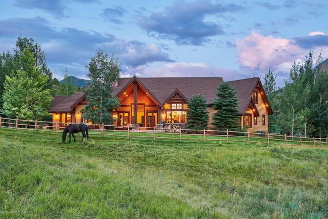 102 N River Road, Snowmass, CO 81654 (MLS #166454) :: McKinley Real Estate Sales, Inc.