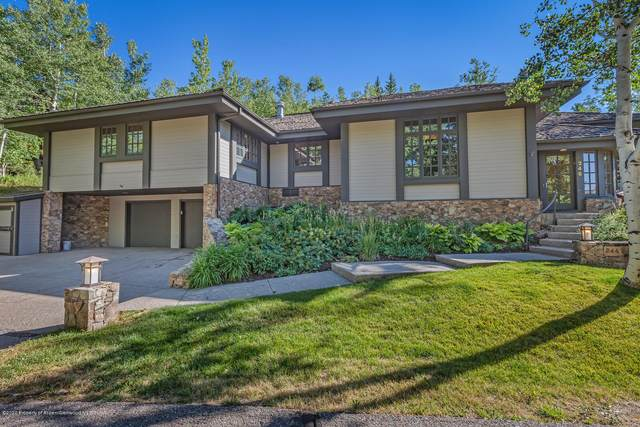 246 Stellar Lane, Snowmass Village, CO 81615 (MLS #166468) :: Roaring Fork Valley Homes
