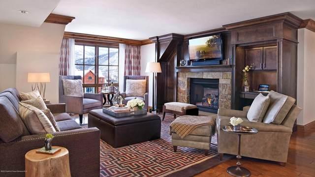 315 E Dean Street B42, Aspen, CO 81611 (MLS #166476) :: Western Slope Real Estate