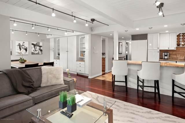 700 Ute Avenue #107, Aspen, CO 81611 (MLS #166491) :: McKinley Real Estate Sales, Inc.