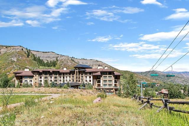 130 Wood Road #507, Snowmass Village, CO 81615 (MLS #166494) :: Western Slope Real Estate