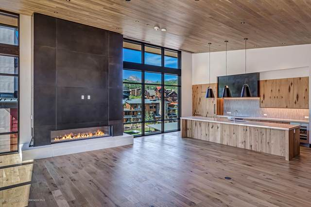 77 Wood Road 804 East, Snowmass Village, CO 81615 (MLS #166531) :: Roaring Fork Valley Homes