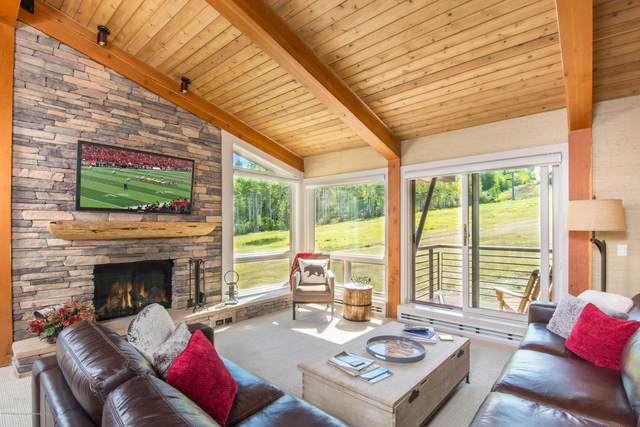360 Wood Road #302, Snowmass Village, CO 81615 (MLS #166557) :: McKinley Real Estate Sales, Inc.