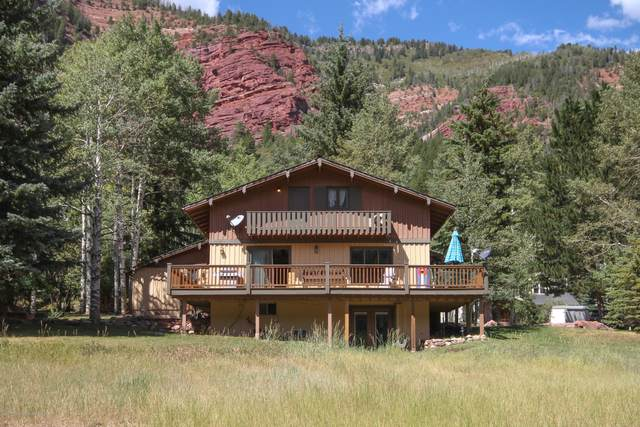 122 Chair Mountain Drive, Redstone, CO 81623 (MLS #166568) :: Roaring Fork Valley Homes