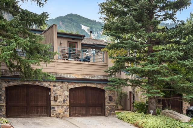 1015 E Hyman Avenue, Aspen, CO 81611 (MLS #166579) :: Western Slope Real Estate