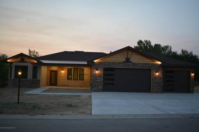 800 SE Pine Street, Cedaredge, CO 81413 (MLS #166586) :: Roaring Fork Valley Homes