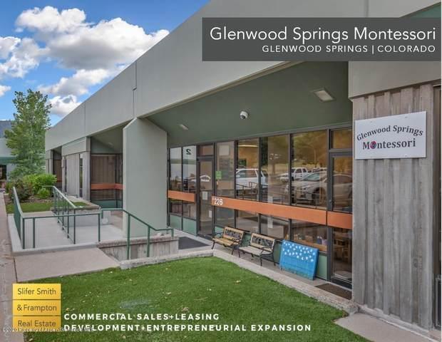 226 Center Drive, Glenwood Springs, CO 81601 (MLS #166588) :: McKinley Real Estate Sales, Inc.