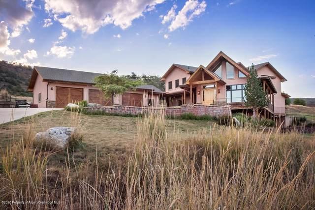 317 Spring View Drive, Glenwood Springs, CO 81601 (MLS #166644) :: Roaring Fork Valley Homes