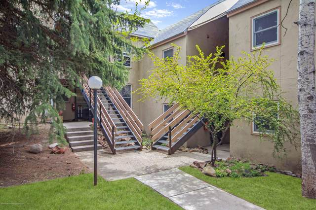 413 Pacific Avenue 413G, Aspen, CO 81611 (MLS #166655) :: Roaring Fork Valley Homes