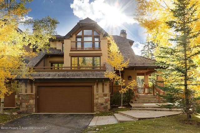 610 Streamside Court, Snowmass Village, CO 81615 (MLS #166657) :: McKinley Real Estate Sales, Inc.