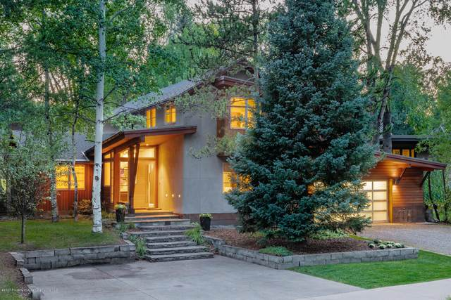 805 Cemetery Lane, Aspen, CO 81611 (MLS #166658) :: Roaring Fork Valley Homes