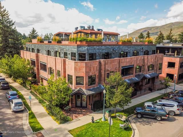 411 S Monarch Street Db-5, Aspen, CO 81611 (MLS #166664) :: Aspen Snowmass | Sotheby's International Realty
