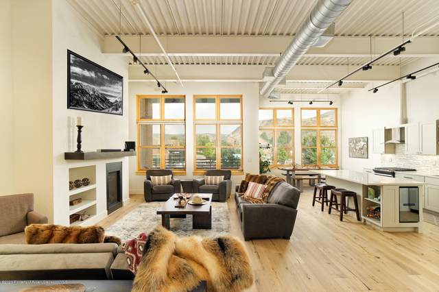 231 Robinson Street #214, Basalt, CO 81621 (MLS #166671) :: McKinley Real Estate Sales, Inc.