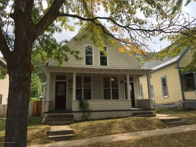 918 Blake Avenue, Glenwood Springs, CO 81601 (MLS #166675) :: McKinley Real Estate Sales, Inc.