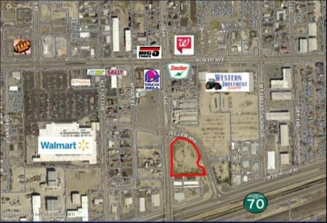 2901 Teller Avenue, Grand Junction, CO 81504 (MLS #166696) :: Roaring Fork Valley Homes