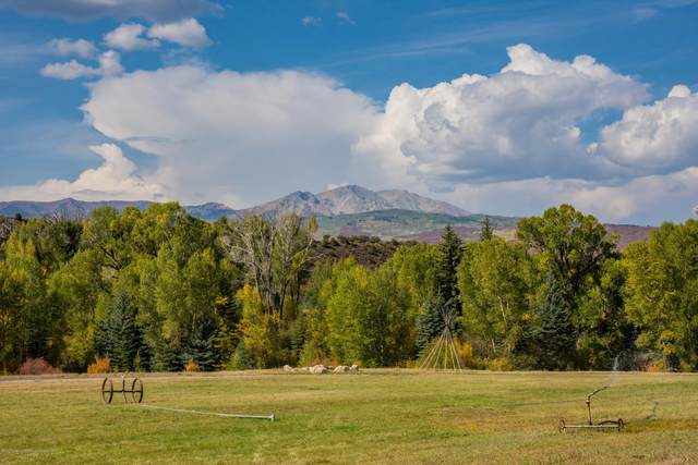 2502 Snowmass Creek Road, Snowmass, CO 81654 (MLS #166731) :: McKinley Real Estate Sales, Inc.