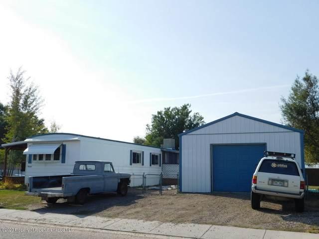 2208 W 9th Street, Craig, CO 81625 (MLS #166739) :: Roaring Fork Valley Homes