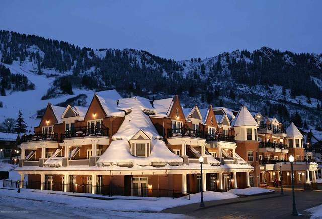 415 E Dean Street Unit 16 Weeks 5, Aspen, CO 81611 (MLS #166748) :: Roaring Fork Valley Homes