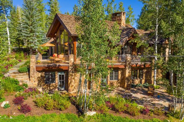 1200 Two Creeks Drive, Snowmass Village, CO 81615 (MLS #166776) :: Roaring Fork Valley Homes