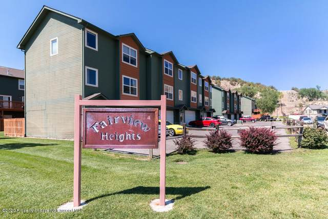 1137 W 24th Street, Rifle, CO 81650 (MLS #166794) :: Roaring Fork Valley Homes