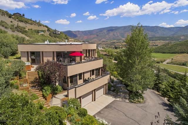 0855 Brush Creek Road, Aspen, CO 81611 (MLS #166811) :: Roaring Fork Valley Homes