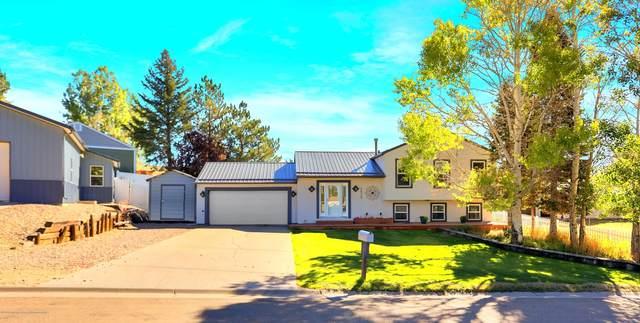 1526 Lecuyer Drive, Craig, CO 81625 (MLS #166820) :: Roaring Fork Valley Homes