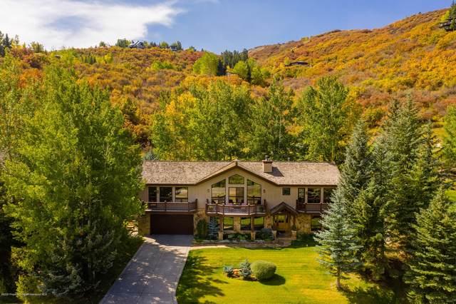 297 Branding Lane, Snowmass Village, CO 81615 (MLS #166826) :: Roaring Fork Valley Homes